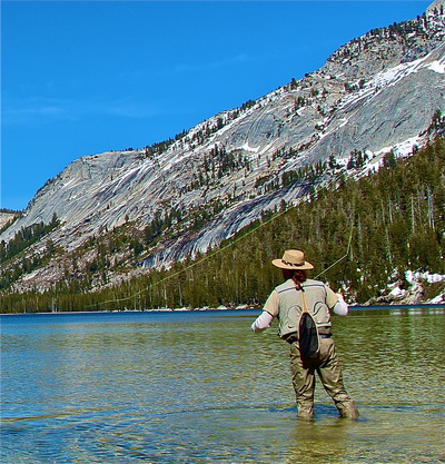 Yosemite fly fishing guide about yffg for Fishing in yosemite