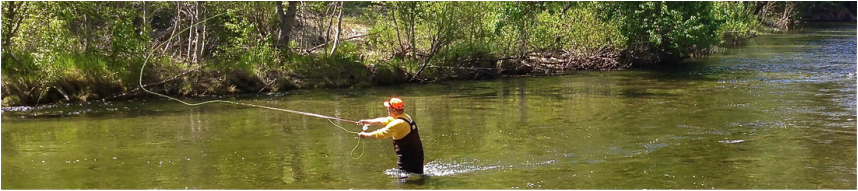 Yosemite Inclusive fly fishing