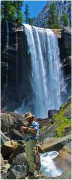 Yosemite family fly fishing tours