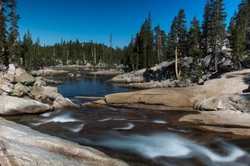 Yosemite fly fishing information